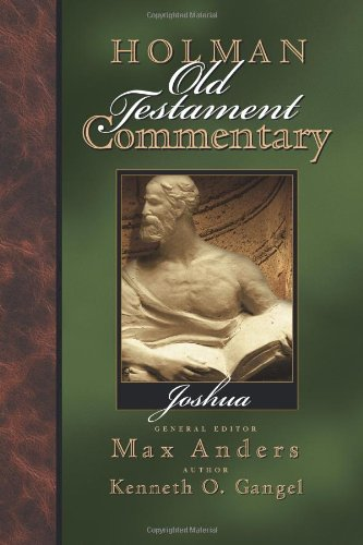 Read Online Holman Old Testament Commentary - Joshua pdf