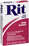 Rit All-Purpose Powder Dye, Wine