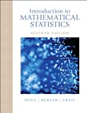 By Robert V. Hogg - Introduction to Mathematical Statistics (7th Edition) (7th Edition) (12/19/11)