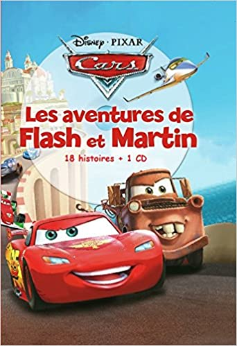 Les aventures de Flash et Martin (1CD audio) pdf