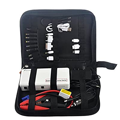 Commart 15000mah Multi-function Car Jump Starter Mobile Power Bank Battery Emergency Kit Shipping From USA