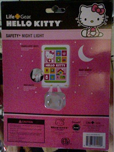 Hello Kitty Safety Night Light product image