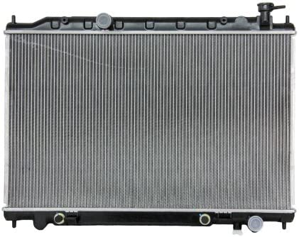 Brand New Premium Radiator for 03-06 Nissan 350Z 3.5L V6 AT MT