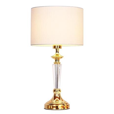 LILY Lampada a cristallo di stile europeo e ferro / lampada da ...