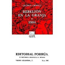 Rebelion En La Granja (portada puede variar)
