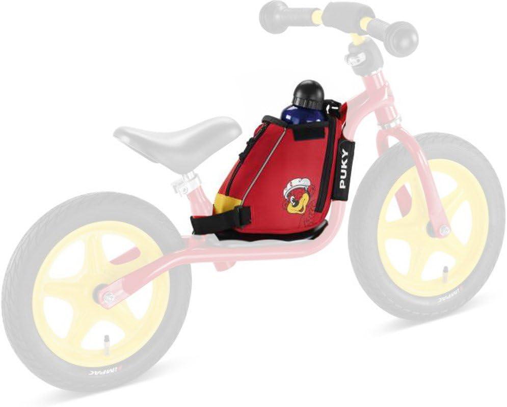 Puky - Bolsa para bicicleta rosa: Amazon.es: Deportes y aire libre