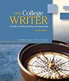 Bundle: the College Writer: a Guide to Thinking, Writing, and Researching, 4th + Enhanced Insite 2-Semester Printed Access Card : The College Writer: a Guide to Thinking, Writing, and Researching, 4th + Enhanced Insite 2-Semester Printed Access Card, VanDermey and VanderMey, Randall, 1111879524