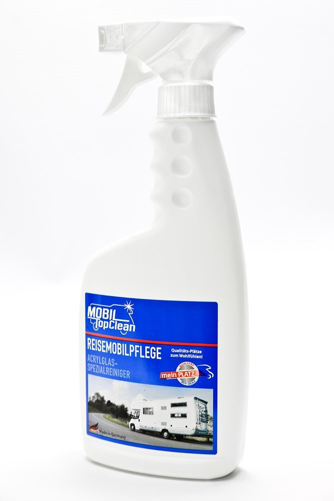 Mó vil Top Clean Viaje mó vil Cuidado acrí lico cristal limpiador 500 ml Nuth GmbH
