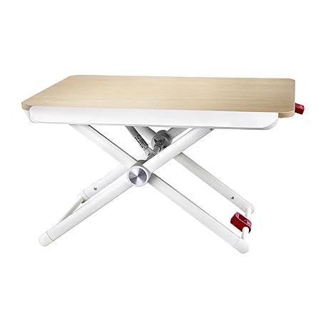 Mesa plegable LXF Mesa de elevación para computadora Mesa de ...