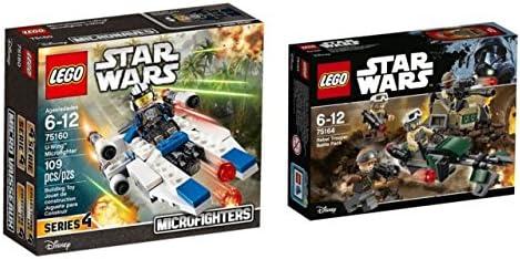 Lego Star Wars Juego compuesto de 75164 Rebel Trooper Battle Pack ...