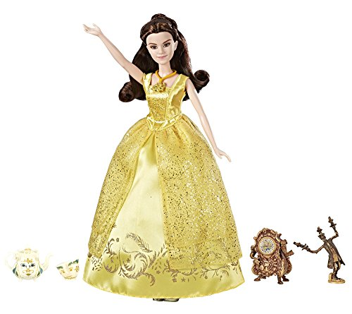 Disney's Beauty and the Beast Deluxe Castle Friends - Snow White Deluxe Outfit