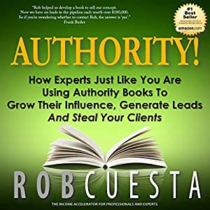 Authority! Audiobook