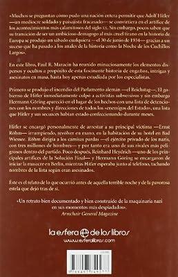 La Noche De Los Cuchillos Largos: Paul R. Maracin ...