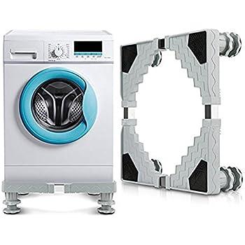 Amazon Com Removable Washing Machine Base Stand Wheels