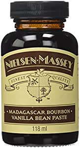 Nielsen Massey Madagascar Bourbon Pure Vanilla Bean Paste, 4 Ounce
