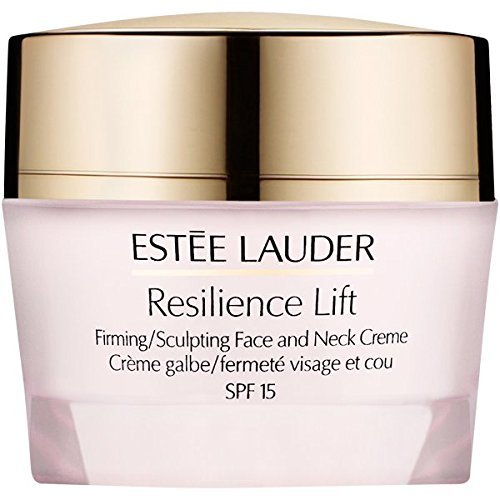 Resilience Lift Firming/Sculpting Face and Neck Creme SPF 15 (Dry Skin) Estee Lauder Cream 1.7 oz Unisex by Estee Lauder