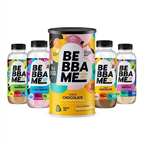Combo Degustação Bebba Me Todo Dia + Lata Bebba Me Todo Dia - Sabor Chocolate