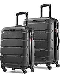 Omni Pc Hardside Expandable Luggage with Spinner Wheels