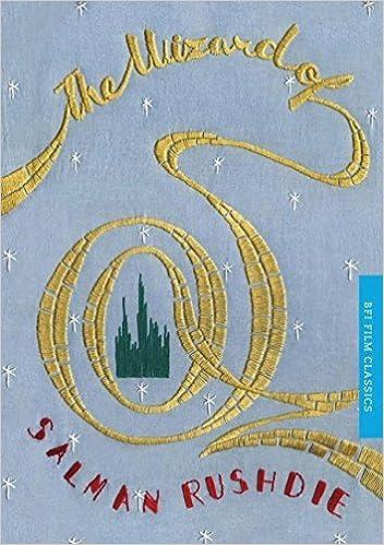 The Wizard of Oz (BFI Film Classics) by Salman Rushdie (2012-09-04)