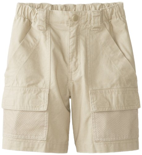 Columbia Sportswear Boy's Half Moon Shorts , Fossil, XX-Small