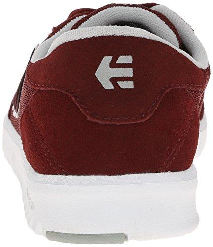 Etnies Lo-Cut Sc, Men's Skateboarding Shoes Maroon