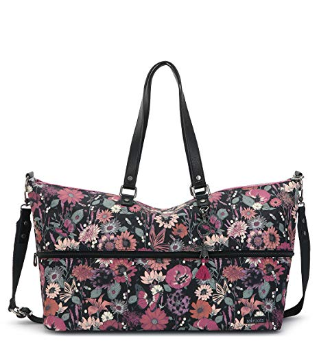 Sakroots Women s New Adventure Orchard Travel Duffel Bag