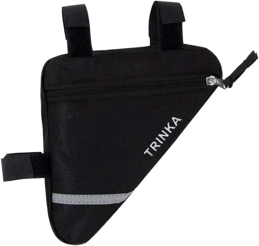 Bike Bag Waterproof Tool FULARR Bike Triangle Bag Bicycle Front Tube Frame Bag