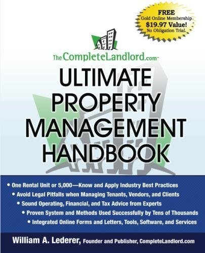 The CompleteLandlord.com Ultimate Property Management Handbook by Wiley (Image #1)