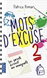 Mots d'excuse 2 (2)