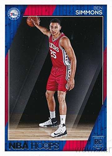 (Ben Simmons 2016/2017 Panini Hoops NBA Basketball #261 ROOKIE Card in MINT Condition! Shipped in Ultra Pro Top Loader to Protect it! Awesome ROOKIE of #1 NBA Draft Pick and Future Superstar !!)