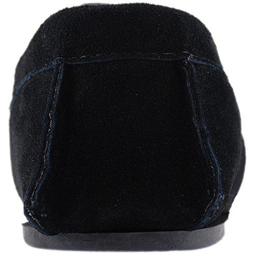BRUCE Moccasin Slipper - Black, Size Mens UK 15 / EU 49
