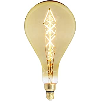 Edison Led À Filament Dimmable 6 Grande A160 W Ps52 Ampoule RAc34S5qjL