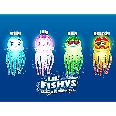 Lil Fishy Jelly Fishys Beardy: Toys & Games