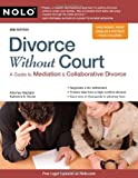 51U%2B 4SF1oL. SL160  Divorce Without Court: A Guide to Mediation