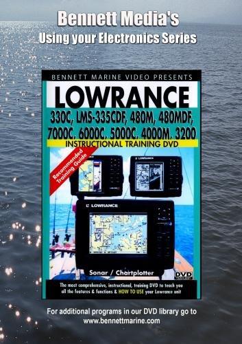 (LOWRANCE CHARTPLOTTER/SONAR 330C,LMS-335CDF,480M, 480MDF )