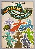 A Host of Ghosts, Christine Bernard, 0397317565