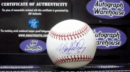 Matt Holliday autographed Baseball (Matt Holliday Autographed Baseball)
