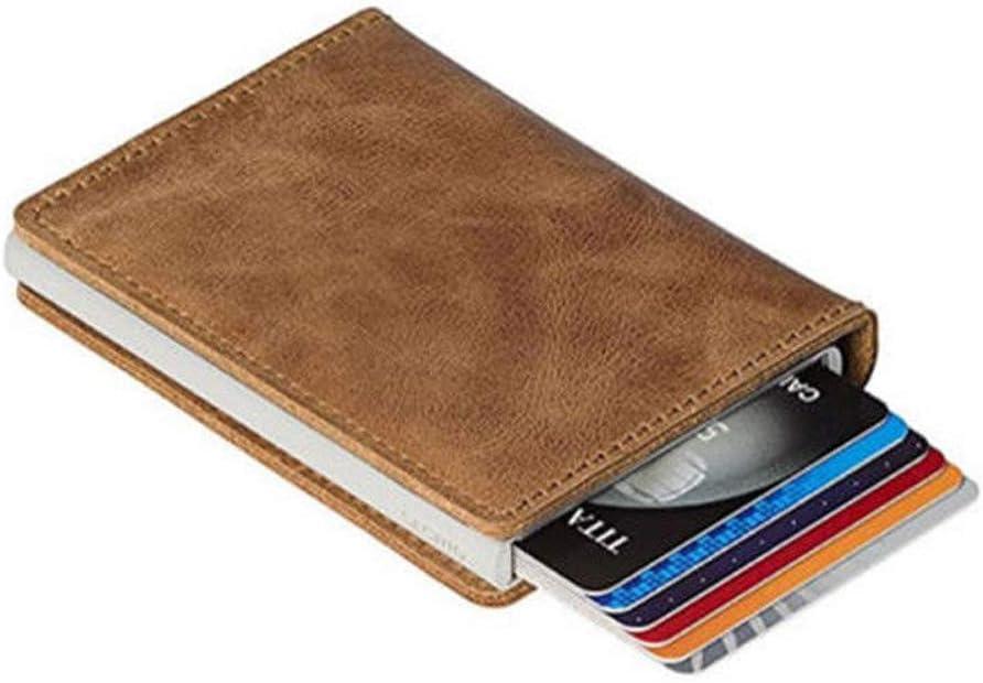 Business Card Holder ID Crédit Aluminium étanche boîte en métal sur la poche case