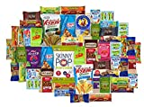 Healthy Choice Care Package (52 count) A Gift Snack Box with a Variety of Healthy Snack Choices – Great for Office, College Military, Work, Students etc.