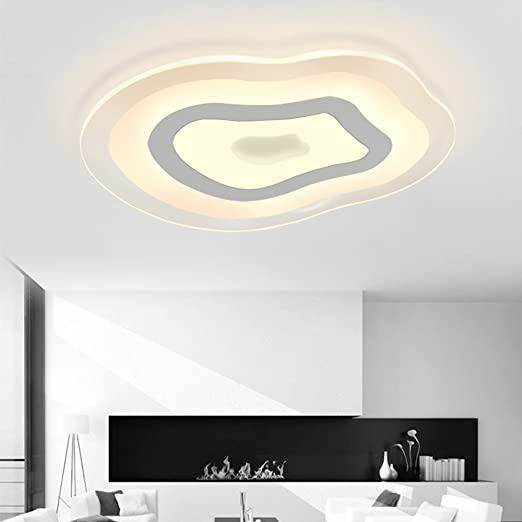 Natsen LED Ceiling Light 6608-35 W Ultra Slim Non-Dimmable Warm ...