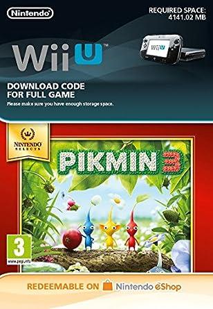 Downloading pikmin 3 demo in the wii u eshop youtube.