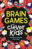 Best Books For Boys 9 12s - Brain Games for Clever Kids: Puzzles to Exercise Review