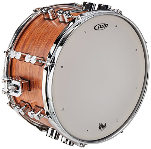 Pacific Snare - Pacific by DW Limited Edition Bubinga/Maple Snare Drum 7x13