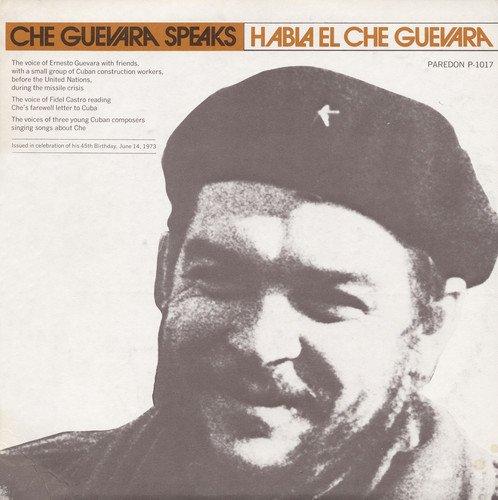 Che Guevara Speaks (Best Spoken Word Artists)