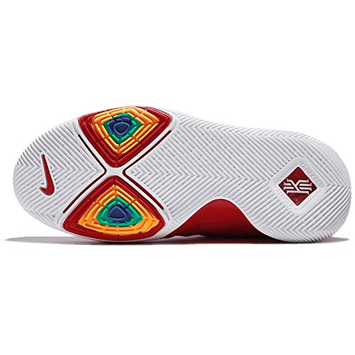University Grey Kids University Size Wolf Red 3 GS Youth Nike Red 7 Kyrie IwHxZqIB