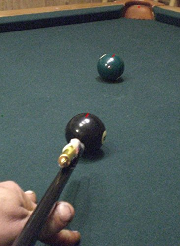 Augmented reality laser guides for playing pool.