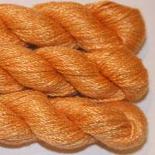 (Pepper Pot Silk -Single Ply-MARMALADE-210 THIS LISTING IS FOR 1 SKEIN)
