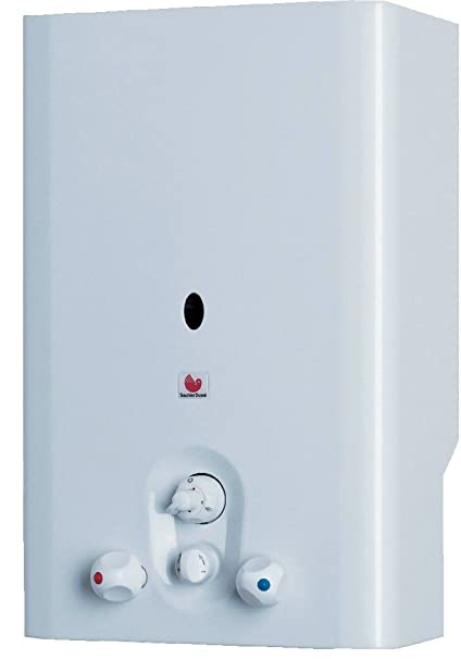 Saunier Duval WO50NL00 Opalia 5PNRO Calentador de agua de gas natural