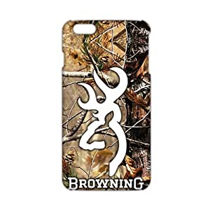 CCCM Browning 3D Phone Case for Iphone 6