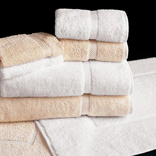 Bath Towel, Martex® Brentwood 100% Ring-Spun Cotton, 27x50 ecru / beige 14lb/dz 1 Dz Per Case